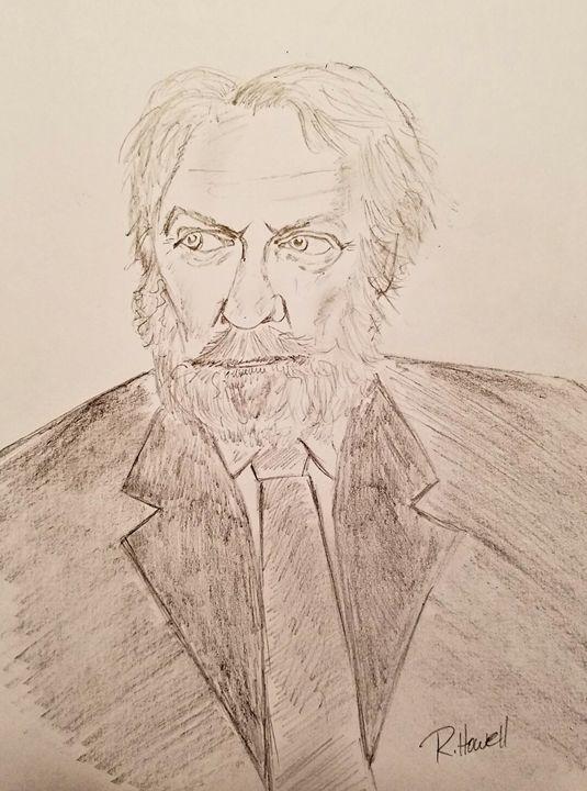 Donald Sutherland - Rick Howell