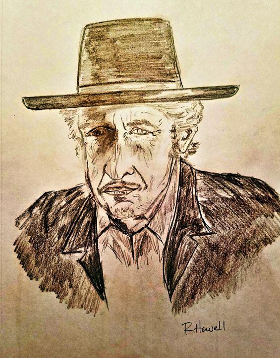 Bob Dylan - Rick Howell