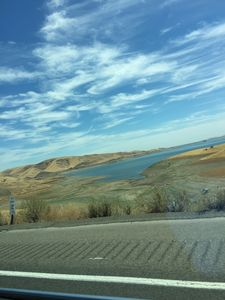 San Louis reservoir