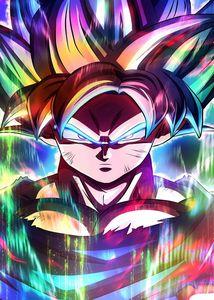 Goku Dragon Ball Super