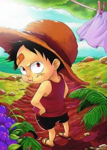 Luffy Baby