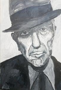 Homage to Leonard Cohen - Dan Shiloh