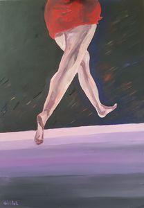 Dancer in the air - Dan Shiloh