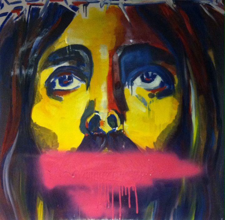 Jesus 1 - Steve Kelly Art