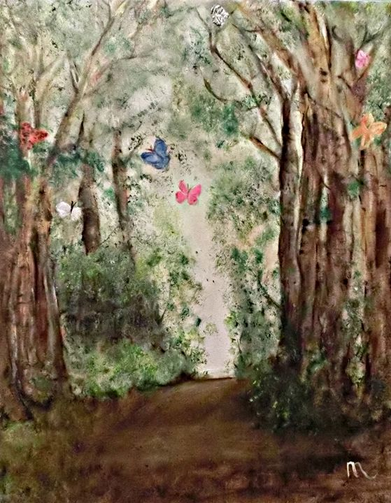 Butterfly Forest - Michela's Gallery