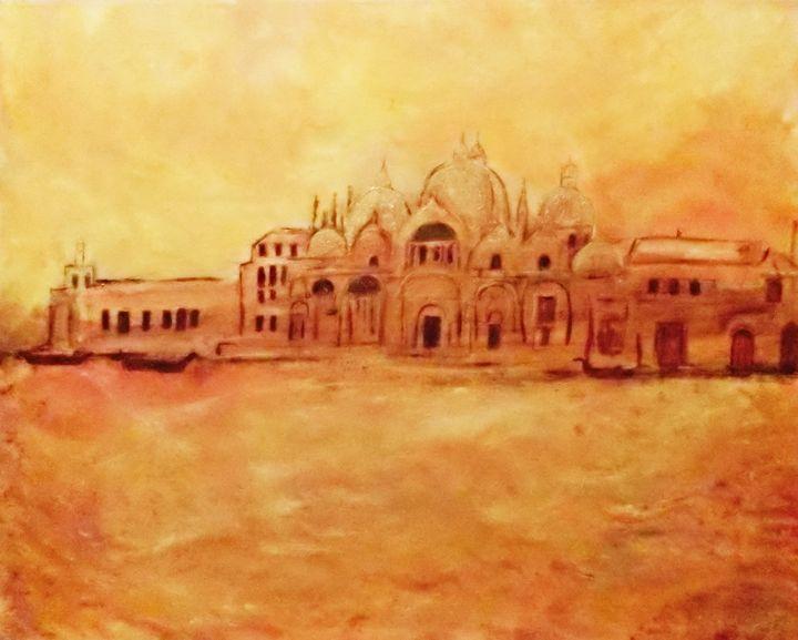 Venetian Sunset - Michela's Gallery
