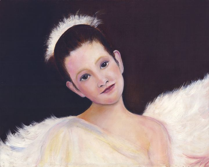 The Angel - Michela's Gallery