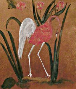 The Oriental Crane