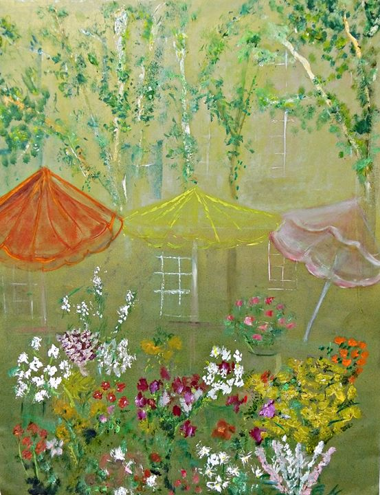 Antoinette's Flowers - Michela's Gallery