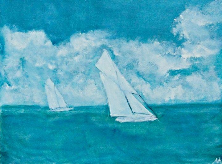 Sailing - Michela's Gallery