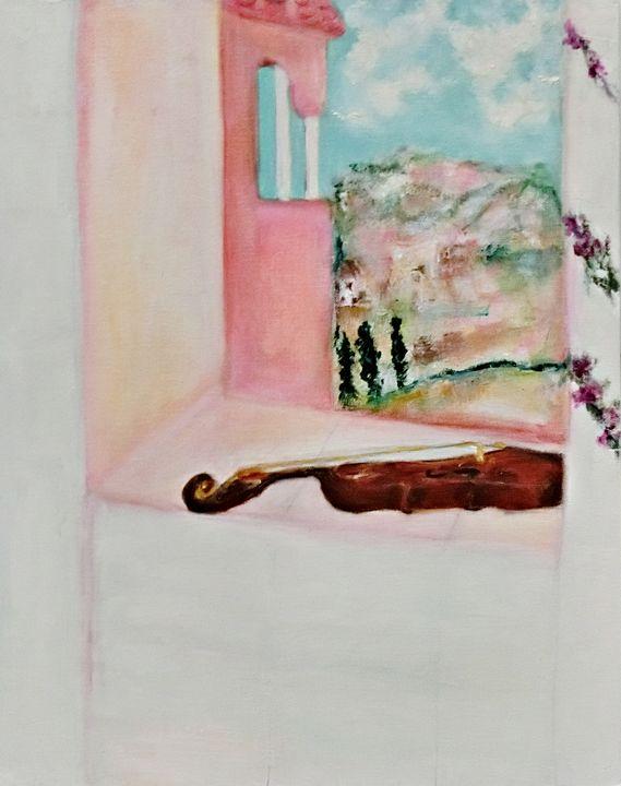 The Violin - Michela's Gallery