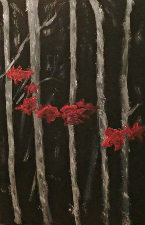 Maple Leaves - Michela's Gallery