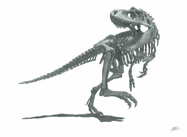 T-Rex - Richard Colvin