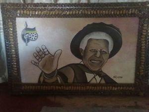 Nelson Mandela Honour and Peace