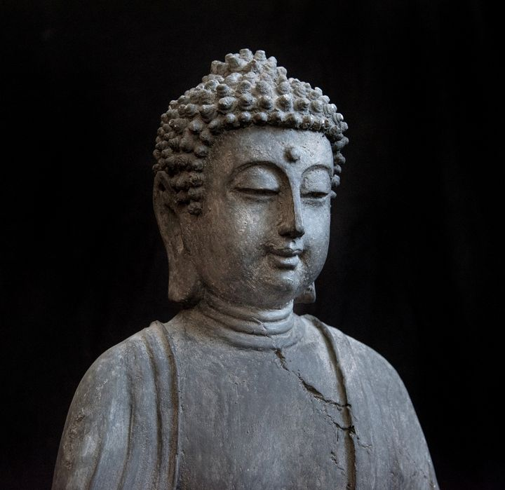Blissful Buddha - T.S. Steiner Photography