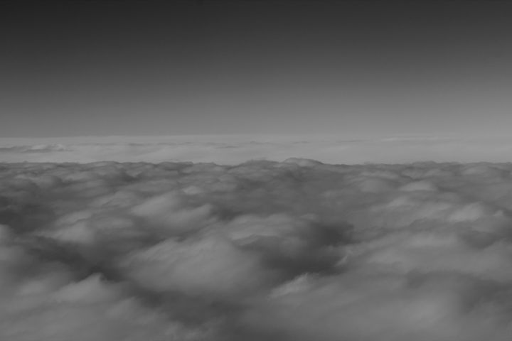 Grey Clouds - Flight