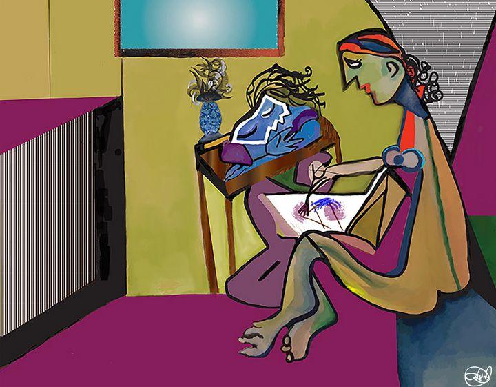 Meditation - Theresa Latona's Gallery