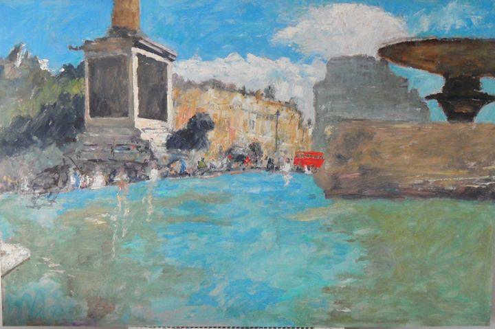 Trafalgar Square - Riverview Gallery