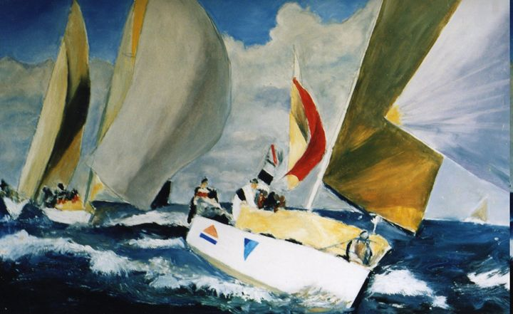Sailing - Riverview Gallery