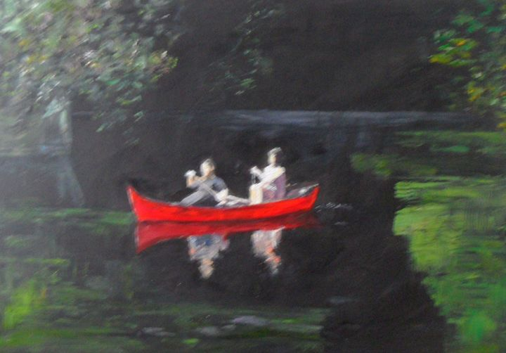 canoe - Riverview Gallery
