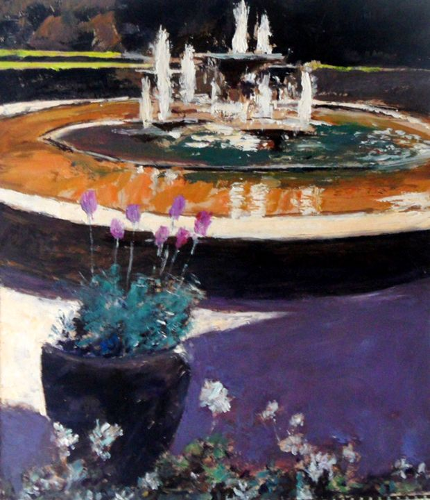 Fountain - Riverview Gallery