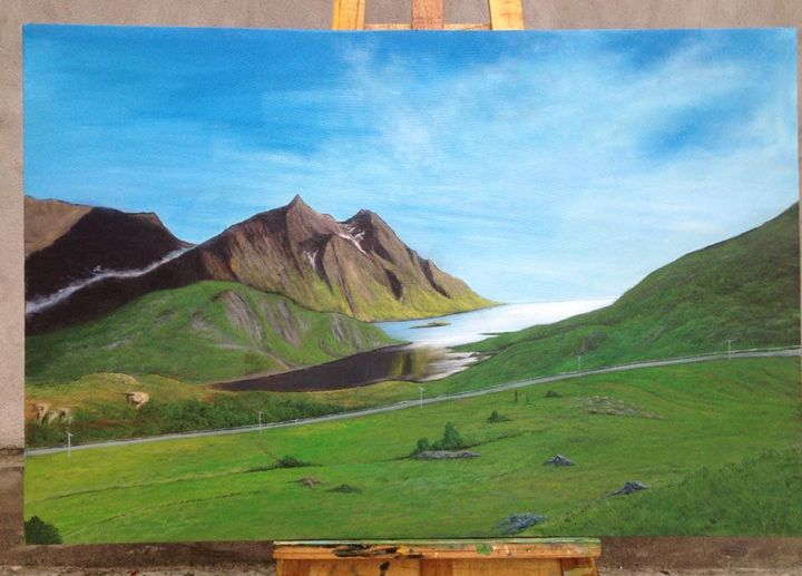 Mountain prairie - Phamtienhoang