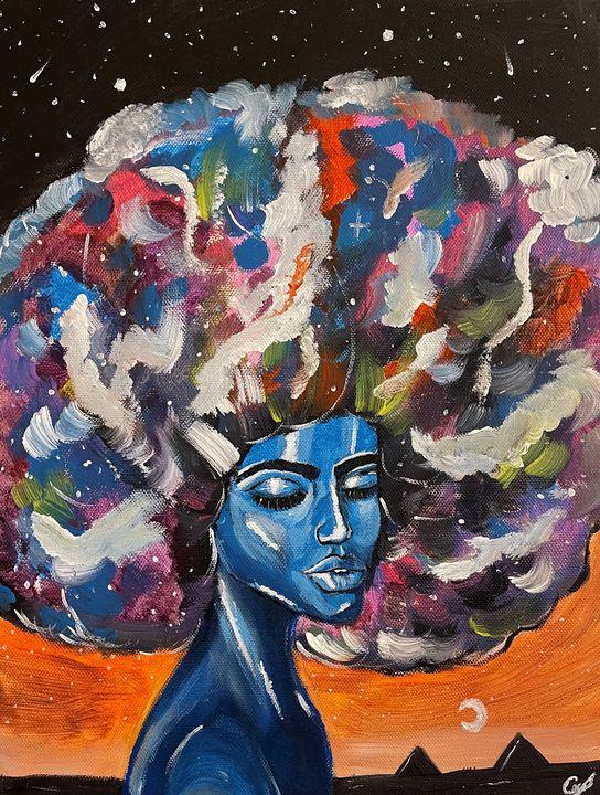 Blue Lady - Spectrum