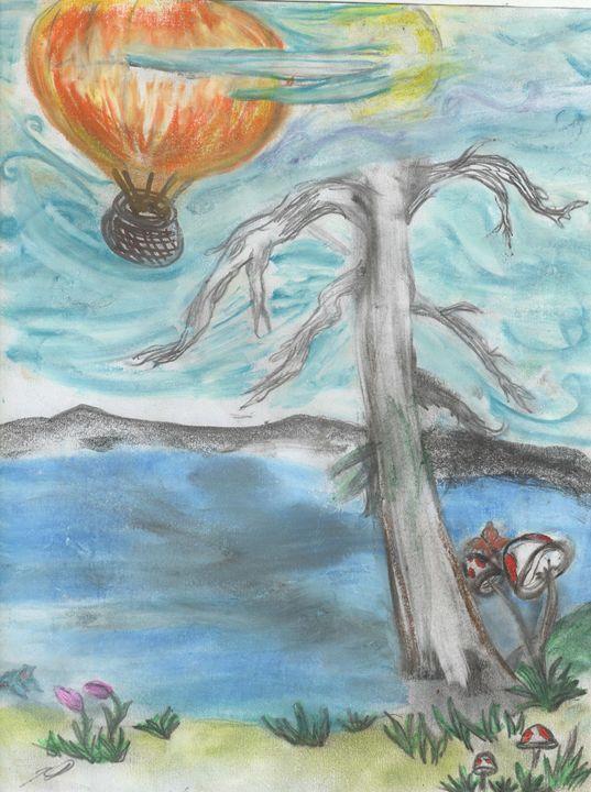 wind blown wonderland - katinc