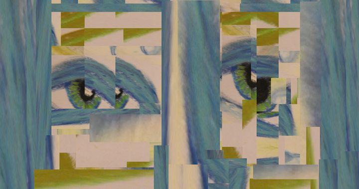 broken distortion - katinc