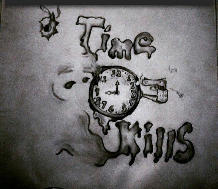 Time Kills - AntbedFatbread