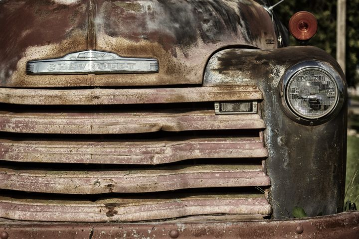 '50s Chevy - Russell Honey Photography