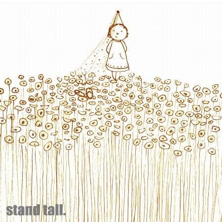 Stand Tall - papermouse