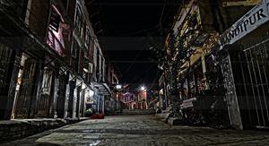 bandipur nightshot -  Rene.schuiling