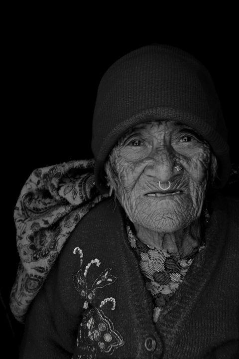 tribal women nepal -  Rene.schuiling