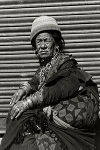 street portrait nepal