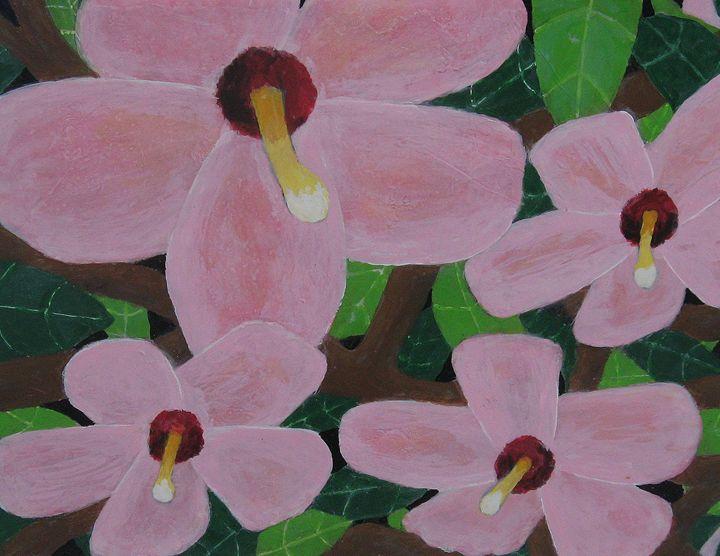 Italian Hibiscus - arteesto