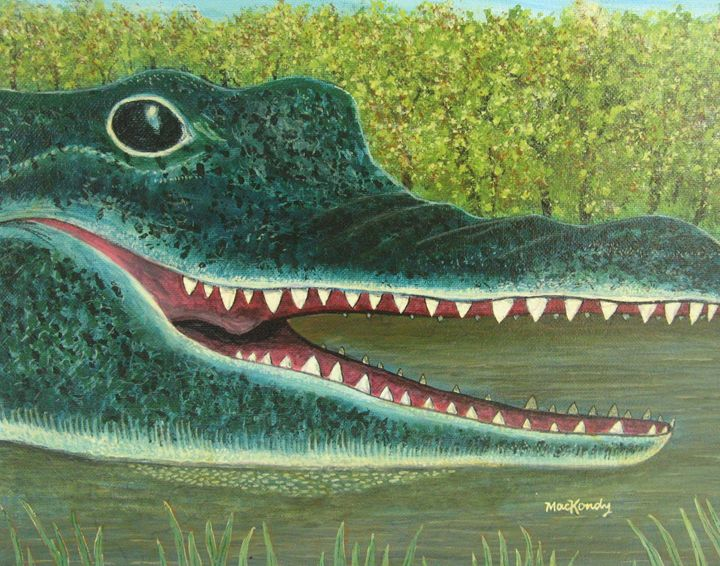Alligator - arteesto