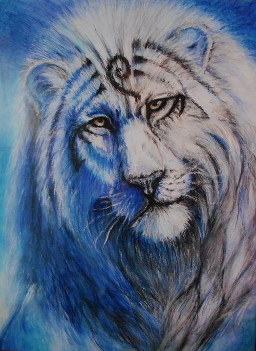Wisdom - Mónika Temesvári Art
