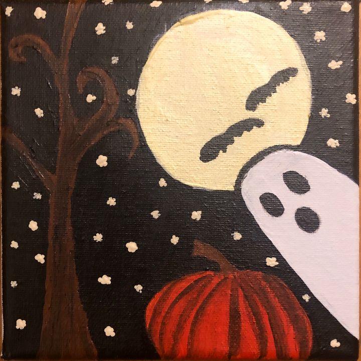 Halloween - Claudia's Corner