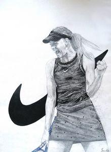 Maria Sharapova - Hagopian