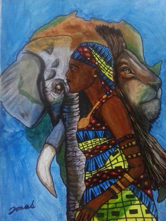 Afrika-Motherland - Jonas Morisma