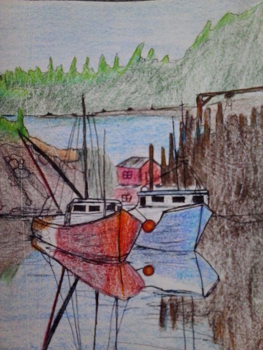 Harbour Serenity - Jonas Morisma