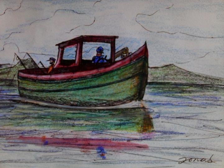 Fishing Day - Jonas Morisma