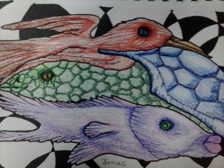 FISHEY BUSINESS 3 - Jonas Morisma