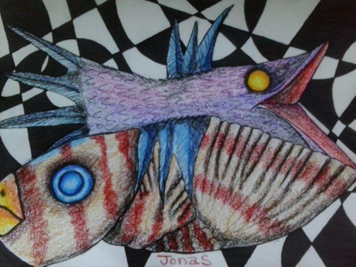 FISHEY BUSINESS IV - Jonas Morisma