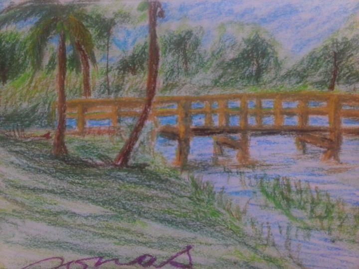 AT THE LAKE - Jonas Morisma