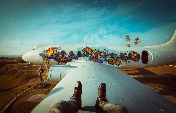Avião - Edson Assis