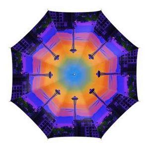 SEATTLE SPACE NEEDLE - Anthony Tiberio wearable art