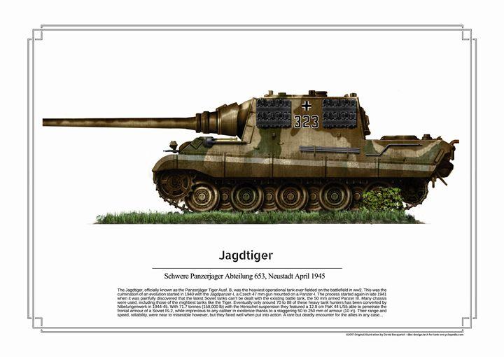 Jagdtiger - dbo design