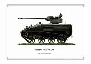 Wiesel 1A0 Mk20